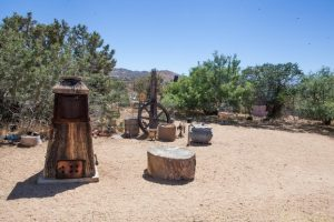 Revel in a Real Joshua Tree Camping Experience2